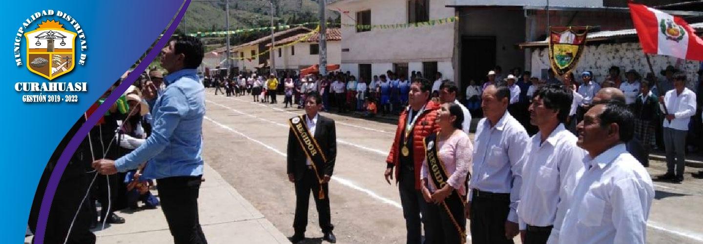 COMUNIDAD LUIS DE LA PUENTE UCEDA - LPU - DE CURAHUASI CUMPLIO 36 AÑOS DE CREACION