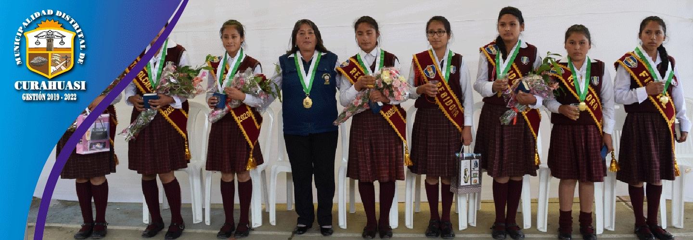 INSTITUCION EDUCATIVA DE MUJERES INMACULADA DE CURAHUASI IMPLEMENTÓ SU MUNICIPIO ESCOLAR 2020