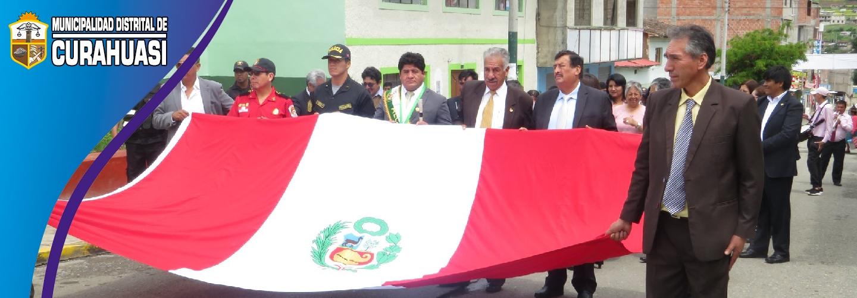 CURAHUASI CELEBRÓ EL CLXIII ANIVERSARIO DE SU FUNDACIÓN POLÍTICA